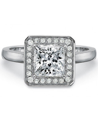 Engagement Rings-Pave