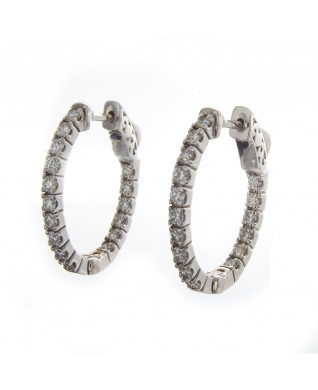 OVAL HOOPS 1 CT