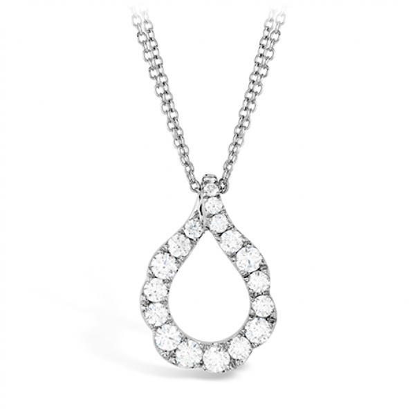 Lorelei Crescent Diamond Pendant> http://buff.ly/21Sjqa5