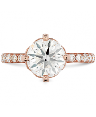 Desire diamond in Rose Gold