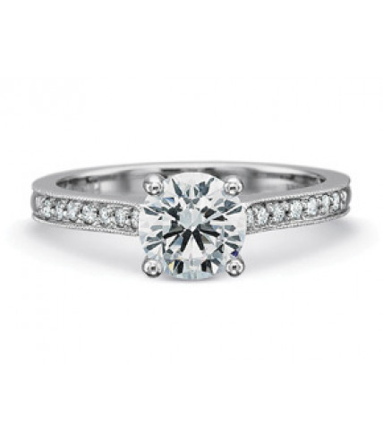 Engagement Rings-Bead Set