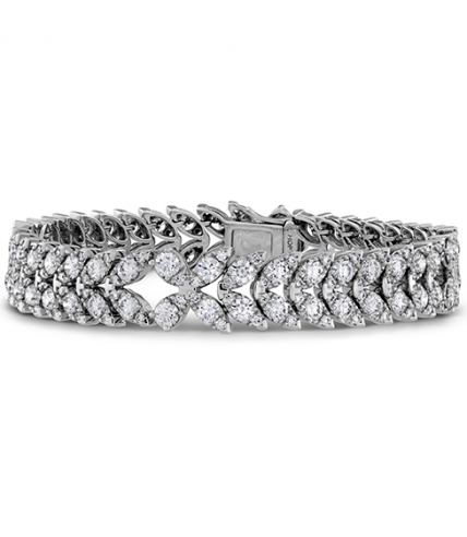 Aerial Diamond Bracelet