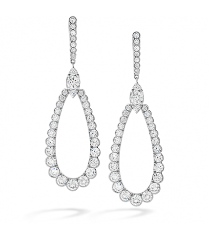 Aerial Regal Drop Earrings