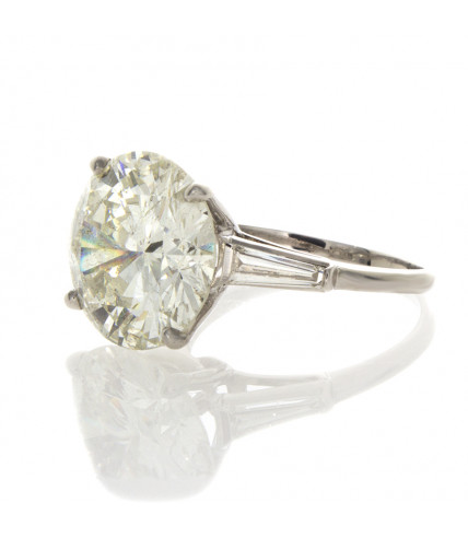 BRILLIANT CUT DIAMOND 7.97 CT