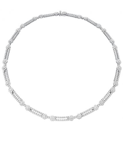 Beloved Double Link Necklace