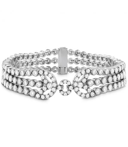 Copley Tassel Diamond Bracelet