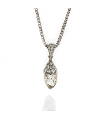 BRIOLETTE DIAMOND 3.36 CT