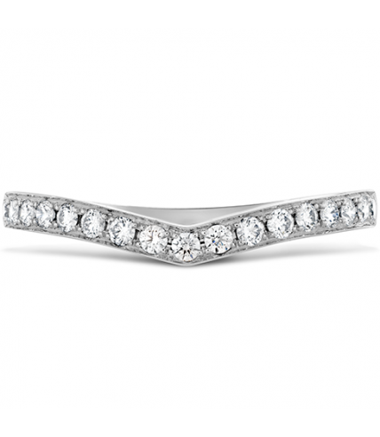 Lorelei Pointed Diamond Band