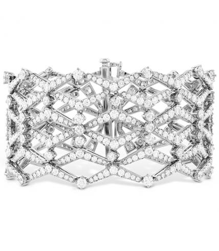 Triplicity Pointed Bracelet