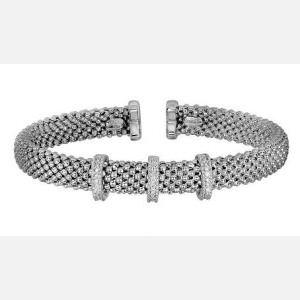 fd81594e796 Phillip Gavriel Bangle Bracelet With Diamonds