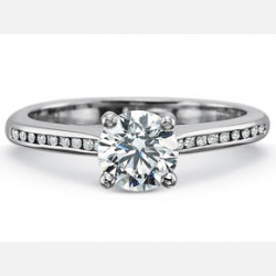 Engagement Rings-Channel