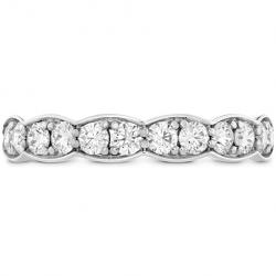 Lorelei Floral Diamond Band Large