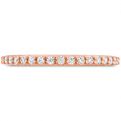 Simply Bridal Band to Match Twist DERs