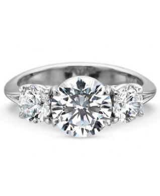 Engagement Rings-Three Stone
