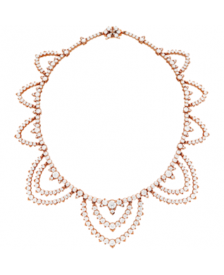 Aerial Diamond Collar