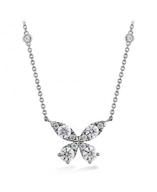 Aerial Diamond Pendant