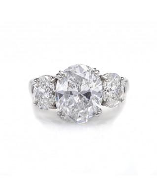 OVAL DIAMOND 4.03 CT