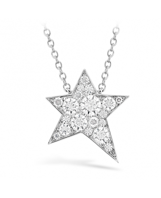 Illa Cosmic Diamond Necklace