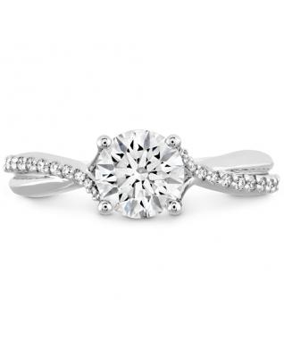 Simply Bridal Diamond Twist Setting