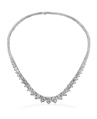 Temptation Three-Prong Necklace