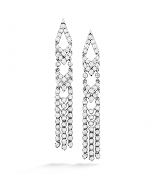 Triplicity Fringe Earrings