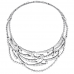 Illa Midnight Diamond Necklace