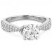 Simply Bridal Diamond Intensive Twist Setting
