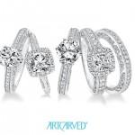 Spotlight: ArtCarved Engagement Rings